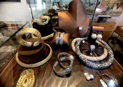 Handmade Jewelry by Barbara Silverstein