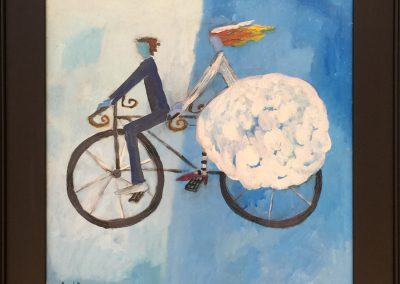 Dreamcycle by Janet Davis