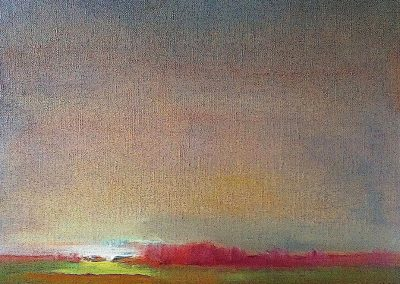 transition, painting by julie houck, maui artist