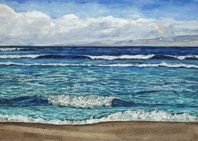 Trade Winds by Taryn Alessandro, painting