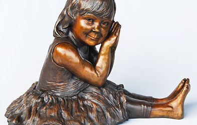 Grace – Heirloom Portrait Sculpture