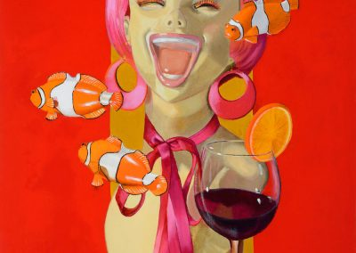 Maxine Likes to Party by Monica Guillory