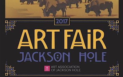 Art Shows: Aspen and Jackson Hole, 2017