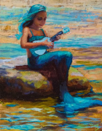 Mermaid Music by Jeanne Young