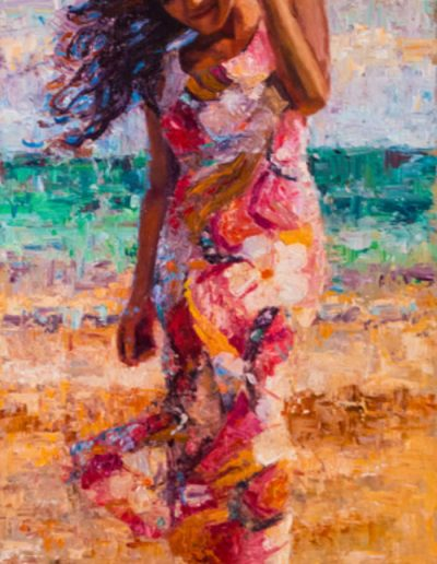 Tropical Breeze by Jeanne Young